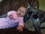 Baby Addy with Protector